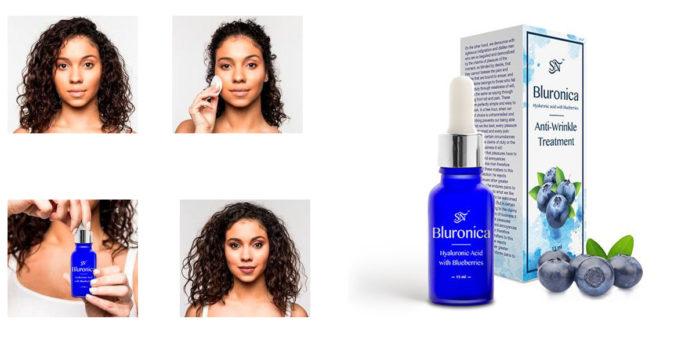 Bluronica: Suero Facial Antiarrugas ¿Realmente Funciona? Opiniones, Precio y dónde Comprar 2018!