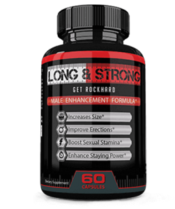 long and strong pastillas - long & strong